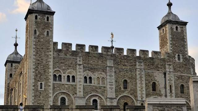 Festung mit Ruf eines Hochsicherheitstraktes: der Tower of London (Archiv)
