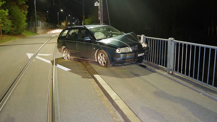 In Chur ist ein 75-jähriger Mann bei einem Verkehrsunfall ums Leben gekommen.