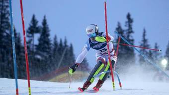 Als bester Schweizer in der Kombination klassierte sich Mauro Caviezel auf dem siebten Platz.
