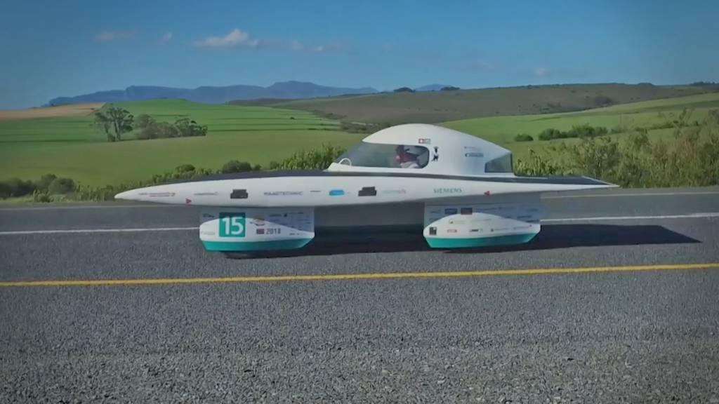 Dieser Ostschweizer Solar Racer räumt international ab
