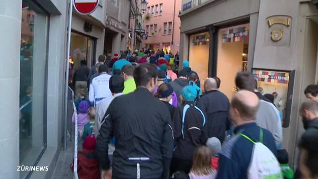 39. Silvesterlauf Zürich