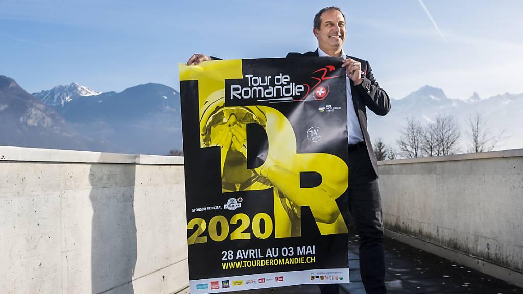 Neuauflage der abgesagten Tour de Romandie 2020