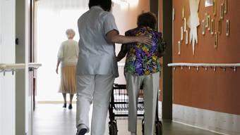 Die Finanzierung der Altersversorgung gibt zu reden.