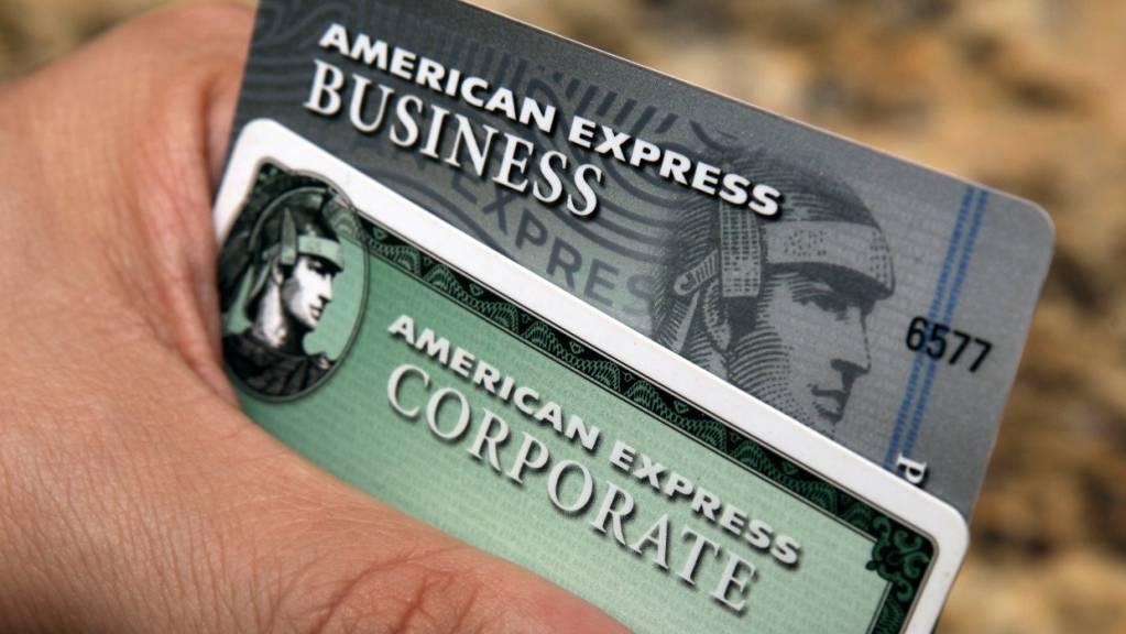 American Express spürt die Konjunkturerholung. Der Kreditkartenanbieter hat im zweiten Quartal verglichen mit dem Vorjahr deutlich mehr verdient.(Archivbild)