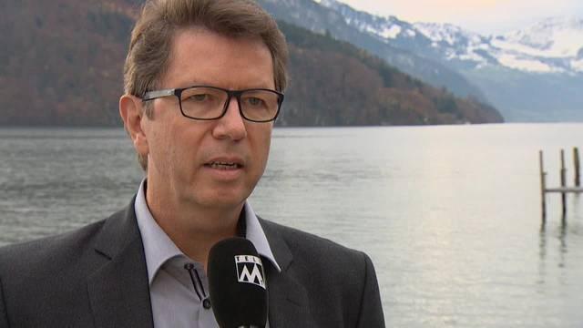 Der Direktor des Jugendheims Aarburg Hans Peter Neuenschwander erklärt, wie es zum Ausbruch der drei Jugendlichen aus der geschlossenen Anstalt gekommen ist.