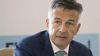 Hans Wicki will Nachfolger von Bundesrat Johann Schneider-Ammann und erster Nidwaldner in der Landesregierung werden. Seine Partei hat ihn offiziell nominiert.