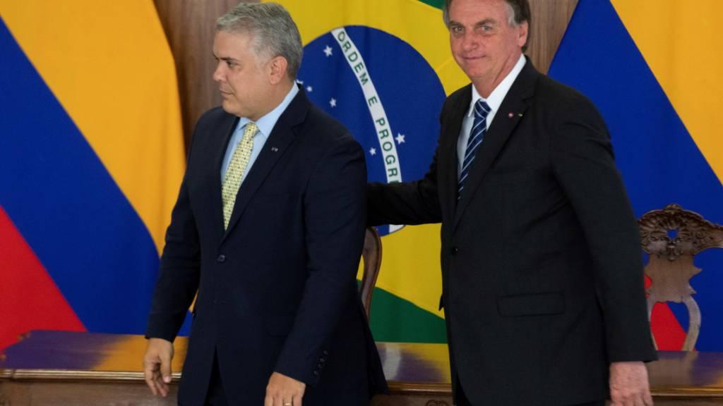 Kolumbien und Brasilien wollen Souveränität im Amazonas behaupten