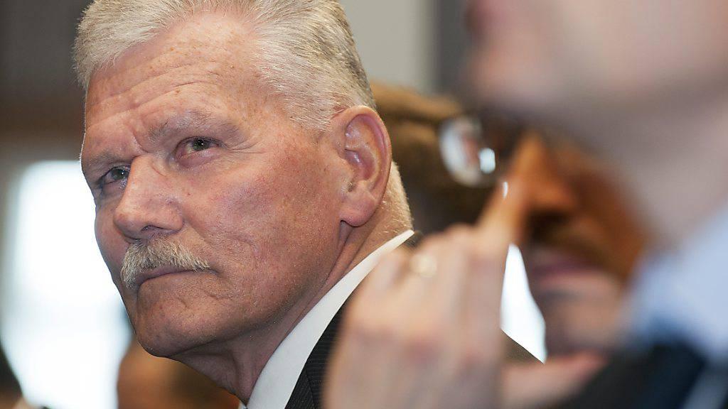 Ehemaliger Armeechef Christophe Keckeis gestorben