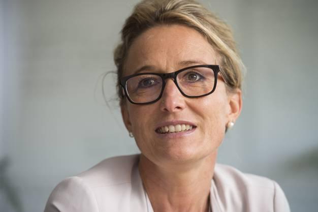 Susanne Hochuli: «Ich habe nicht gesagt, dass wir Eritreer nicht integrieren können, sondern: Wir müssen uns gut überlegen, wie.»