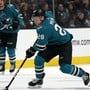 Timo Meier hält bereits bei 20 NHL-Saisontoren für die San Jose Sharks