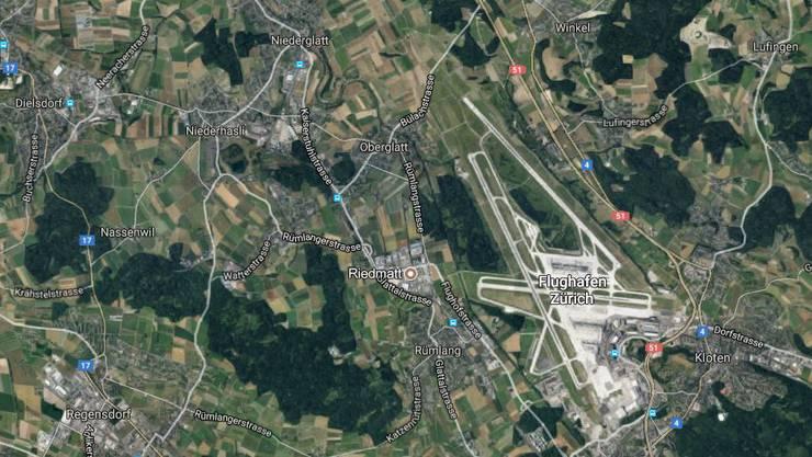 Niederglatt, Oberglatt und Niederhasli bilden einen zusammenhängenden Siedlungsraum in der Flughafenregion. (Themenbild)