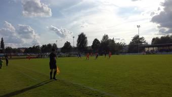 Keine Punkte für den FC Wohlen in der Innerschweiz.