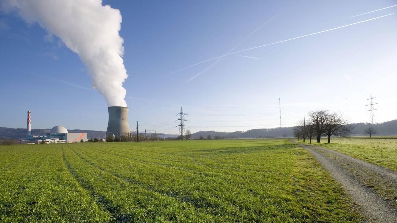 Kernkraftwerk Leibstadt geht für fünf Monate vom Netz.
