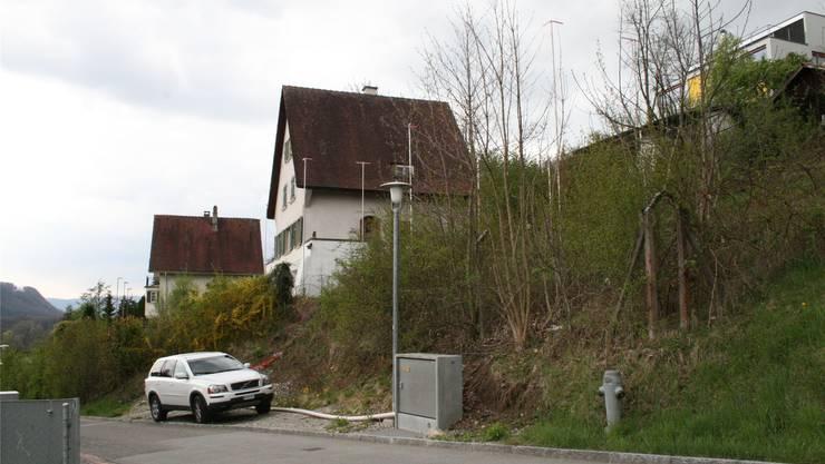 Das Haus an der Hungerbergstrasse 27 muss dem Neubau weichen.