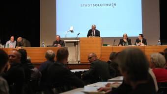 Solothurns Stimmbürger sprechen sich für eine Steuersenkung für natürliche Personen aus