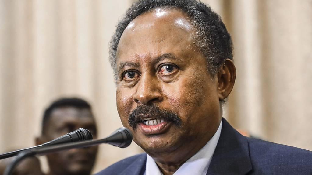 Sudan: Entmachteter Regierungschef unter Bewachung wieder zuhause