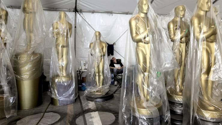 """Die Vorbereitungen für die nächste Oscar-Verleihung laufen auf Hochtouren - hunderte Beiträge haben sich für die Kategorie """"Bester Film"""" qualifiziert. (Symbolbild)"""