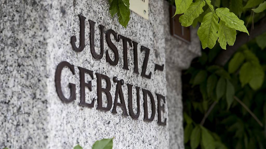18 Jahre Gefängnis für Bluttat im Wallis