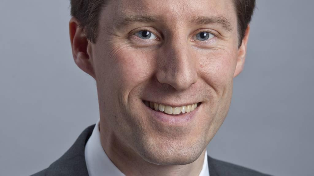 Thomas Aeschi als Bundesrats-Kandidat