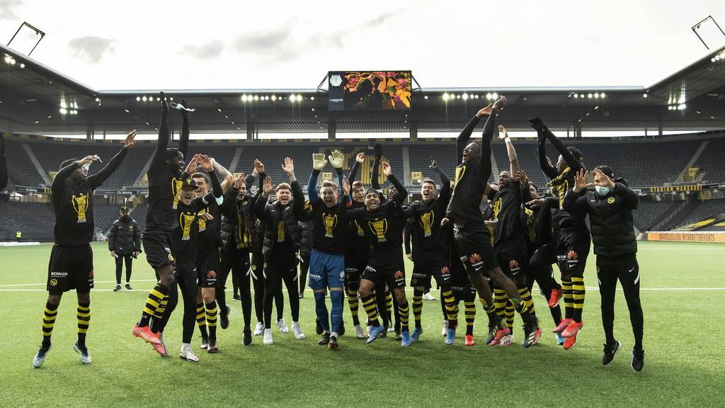 Sieben Runden vor Saisonschluss: YB ist Schweizer Meister