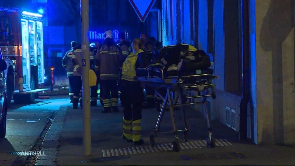 1 Jahr nach Solothurner Brand: Wie verarbeiteten Rettungskräfte die Tragödie?