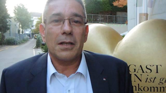 Stadtammann-Kandidat Markus Schneider: «Ein guter Tag für mich – ich bereit, weiterzumachen»