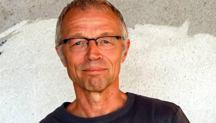 Matthias Scheurer wuchs in Wettingen auf.