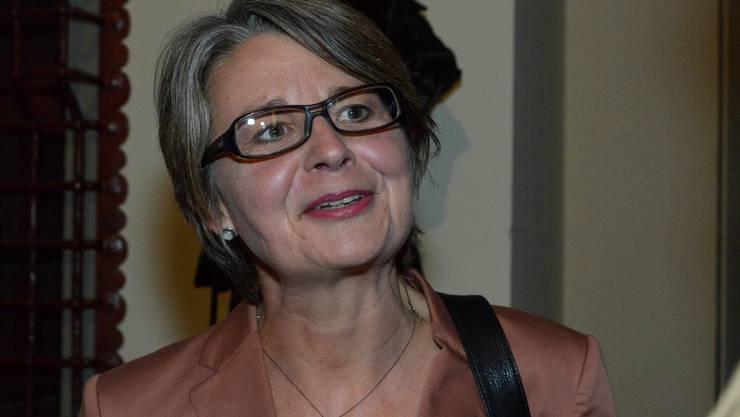 Die GLP Basel-Stadt nahm die Nominationen am Montagabend einstimmig vor. Im Bild: Martina Bernasconi. (Archiv)