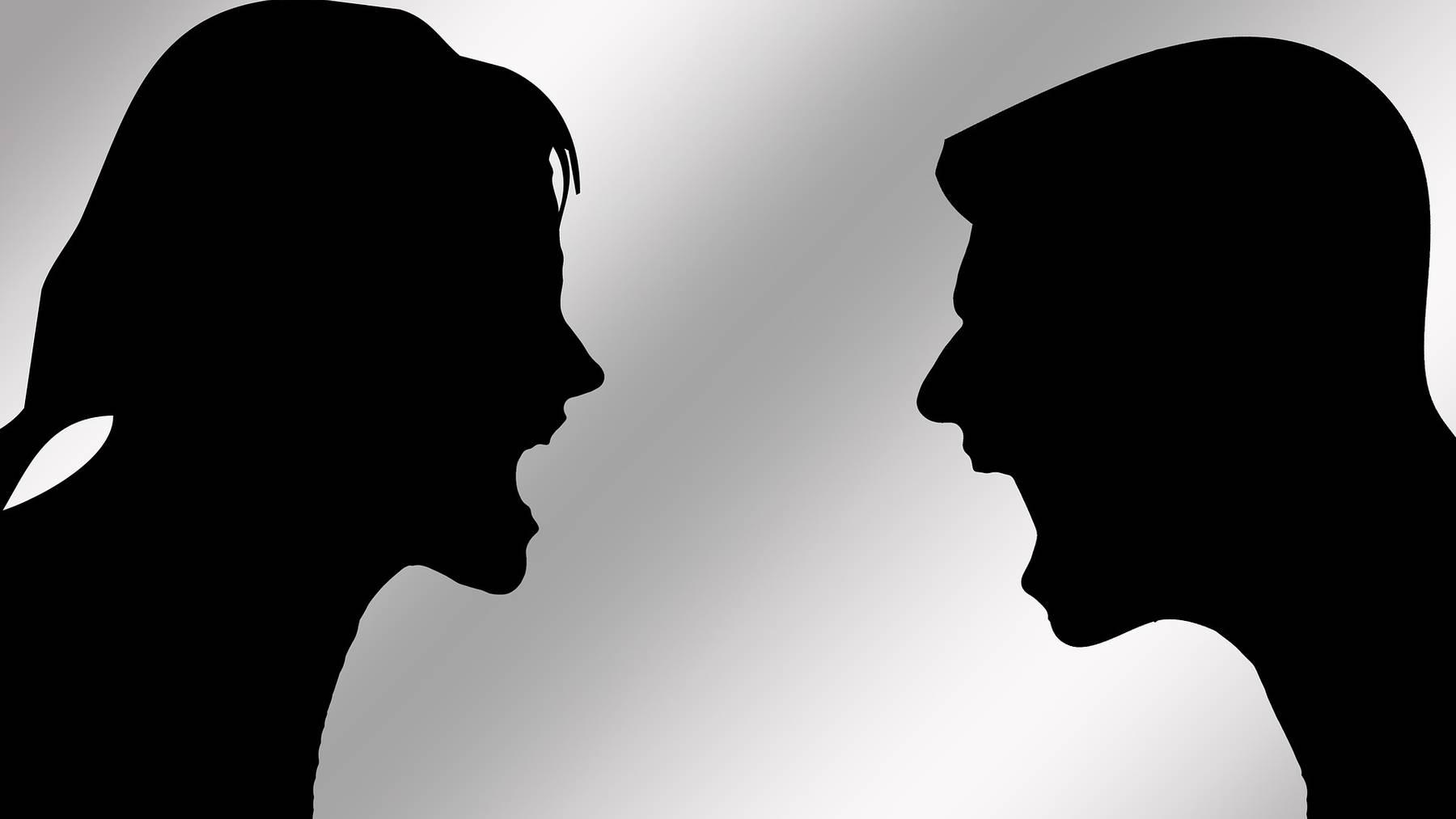 Trennung wegen politischer Einstellung