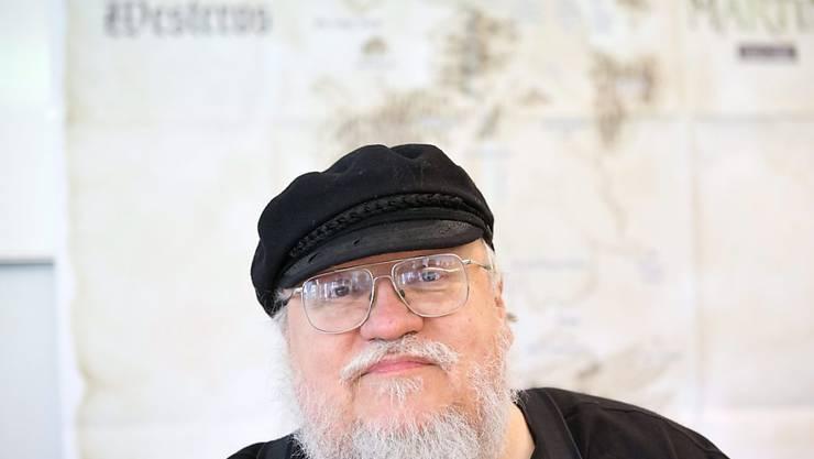"""Seine Zeit war ihm zu kostbar, um für die """"Game of Thrones""""-Dreharbeiten ans Set zu reisen: George R.R. Martin. (Archivbild)"""