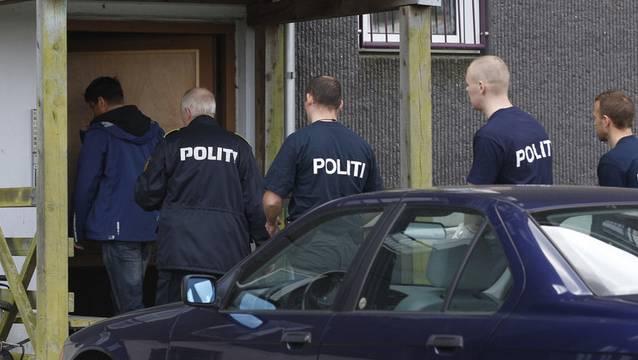 Der nach Angaben des Geheimdienstes geplante Anschlag hatte am 28. September zu einer massiven Polizeiaktion geführt. (Archiv)