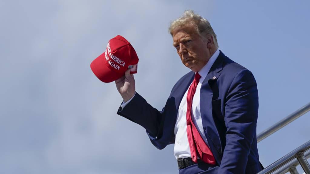 Impeachment-Verfahren: Demokraten rügen Trumps Weigerung auszusagen