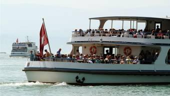 Eine Tariferhöhung ist auf den Zürichsee-Kursschiffen bis auf weiteres nicht vorgesehen.
