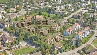 Dahlienpark: Mehr Einwohner bedeuten auch mehr Arbeit für die Gemeindeverwaltung.