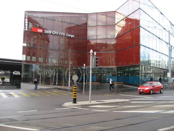 In diesem Gebäude in Basel entstehen die Ideen zum Gateway Limmattal