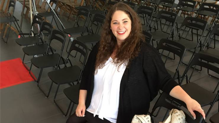 Jana Pfister erreichte den zweiten Platz bei Miss Plus Size