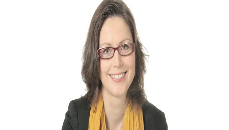 Anita Panzer (43), Gemeindepräsidentin Feldbrunnen