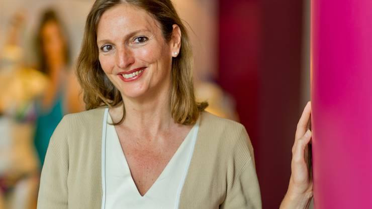 Sabina Furler: «E-Cup-Grössen werden häufiger nachgefragt.»