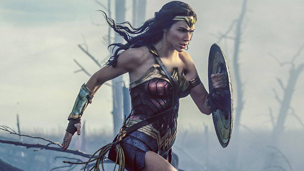 "Der Kinofilm ""Wonder Woman"" liess das Interesse am Wort ""Feminismus"" in den USA ansteigen. (Szenenbild)"