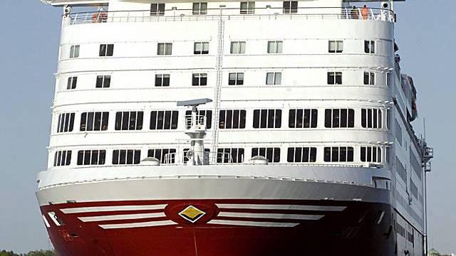 Aus dem Packeis gerettet: Passagierschiff Amorella (Archiv)