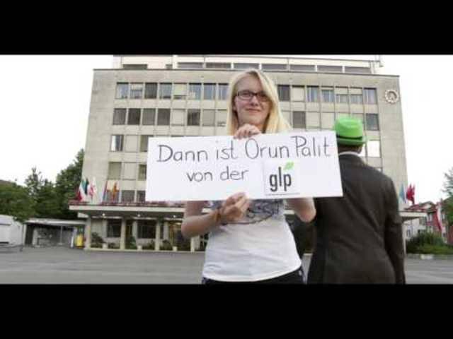 Orun Palit – «The man with the green hat» –  im Kanton Aargau