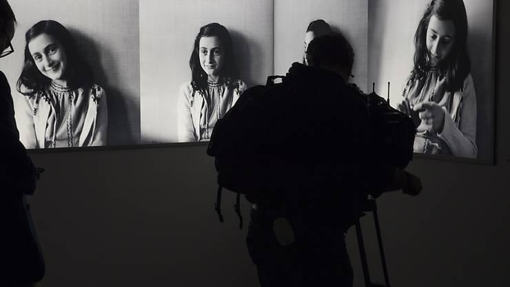 Umgestaltet: Die Geschichte des berühmten jüdischen Mädchens Anne Frank wird in Amsterdam neu erzählt. So sollen auch junge Besucher des Anne-Frank-Hauses auf ihre Kosten kommen.