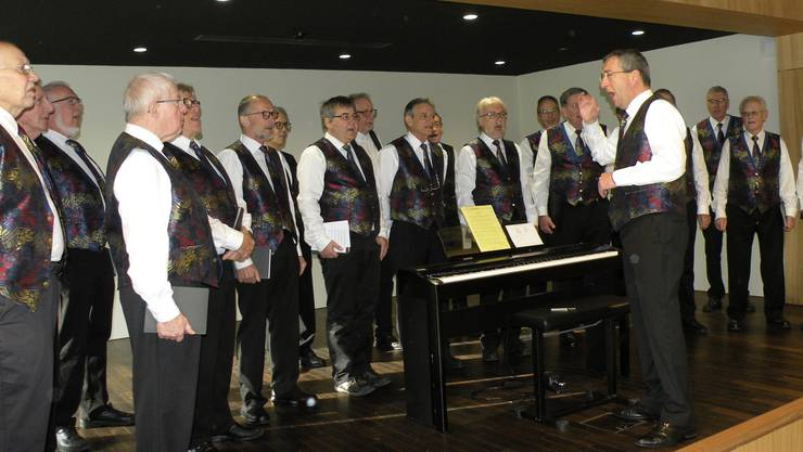 Konzert im Alterszentrum Suhrhard Buchs am 13.1.2018