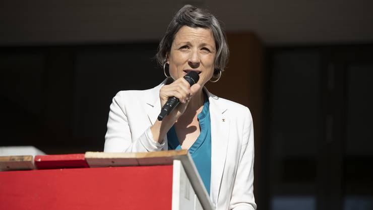 Sandra Kohler.