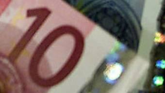 Der Mindestlohn pro Stunde beträgt noch keine 10 Euro