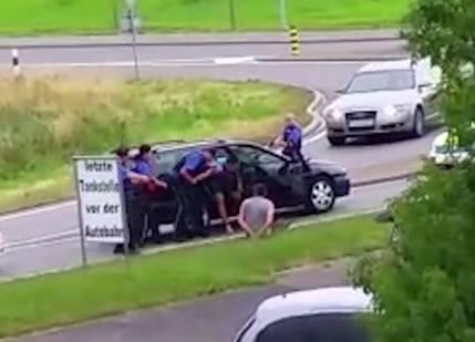 Drei Festnahmen in Hirschthal