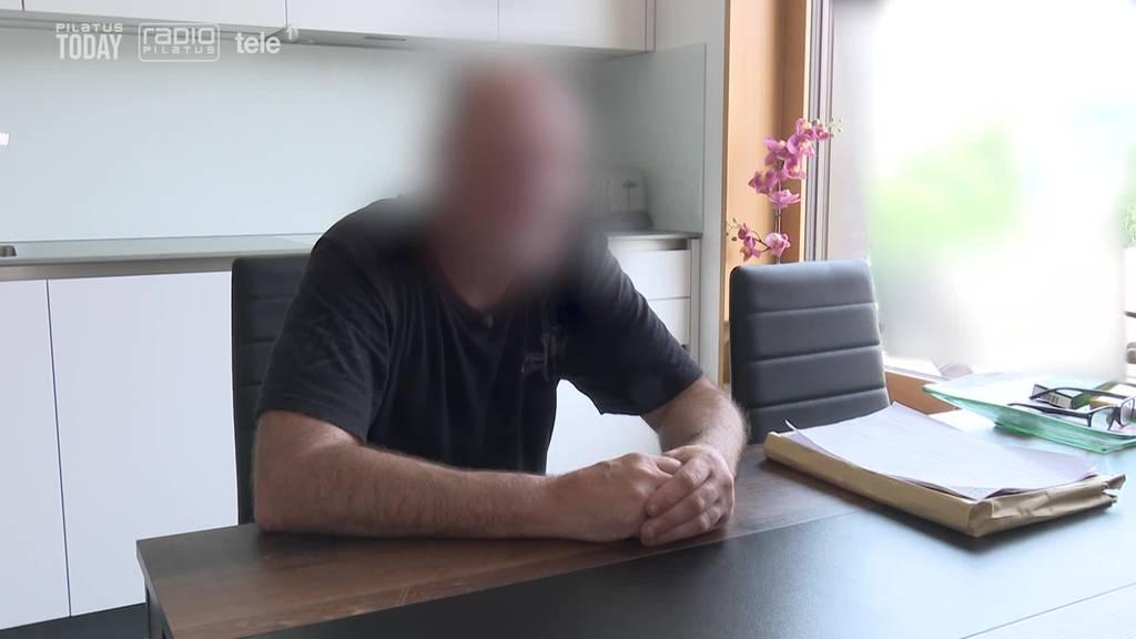 Messerattacke beim Reusszopf: Jetzt spricht das Opfer