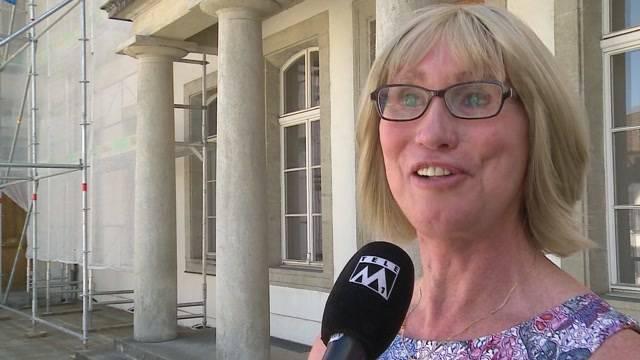 Transsexuelle will in Aargauer Regierung
