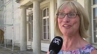 Jil Lüscher hat einen harten Weg hinter sich und will neue Herausforderungen annehmen. Sie will in die Politik einsteigen und Regierungsrätin werden.