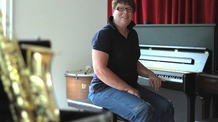 Esther Schasse ist die neue Präsidentin der Musikschule Dietikon. Sie will allen Kindern der Stadt den Zugang zur Musik ermöglichen.